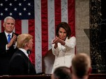 Pidato Trump, 'Pembelotan' Putrinya, & Sindiran Ketua DPR