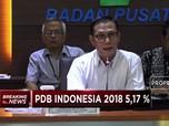 Hingga 2018, Pertumbuhan PDB Belum Sesuai Janji