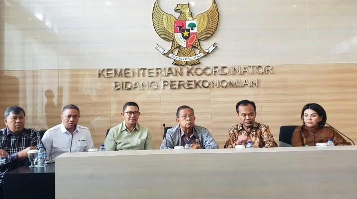 Ongkos logistik di Indonesia masih cukup mahal atau tidak efisien ketimbang negara-negara tetangga.