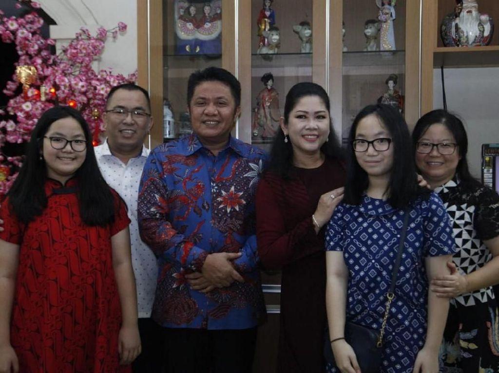 Hal itu dilakukan sebagai bukti bahwa Palembang bisa menjaga keragaman terhadap etnis Tionghoa. Istimewa.