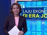 Begini Nih Laju Ekonomi di Era Jokowi