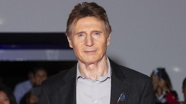 Liam Neeson Dibela Sederet Selebriti soal Pernyataan 'Rasis'