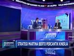 Usai Perkuat Struktur, Martina Berto Percantik Bisnis di 2019
