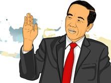 Janji Manis Jokowi dan Kenyataan Pahit Pertumbuhan Ekonomi