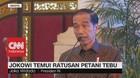 Temui Para Petani Tebu, Jokowi Janjikan Kenaikan Harga Jual