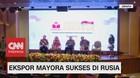 Ekspor Mayora Sukses di Rusia