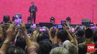 Jokowi di Depan Warga Tionghoa: Saya Titip, Semuanya ke TPS