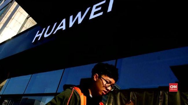 Buat Regulasi Baru, Inggris Blokir Huawei dari Proyek Negara