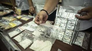 Gerebek Tujuh Toko, Polisi Sita 13.003 Butir Obat Tanpa Izin