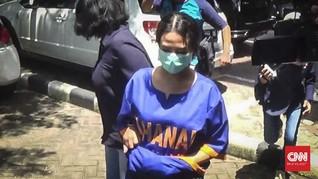 Penahanan Vanessa Angel Diperpanjang 40 Hari