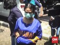 Jalani Pemeriksaan, Vanessa Angel Kenakan Baju Tahanan