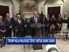 Trump Rekomendasikan Malpass Untuk Bank Dunia