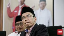 TGB Sebut Pengalaman Agama Jokowi Islam Rahmatan Lil Alamin