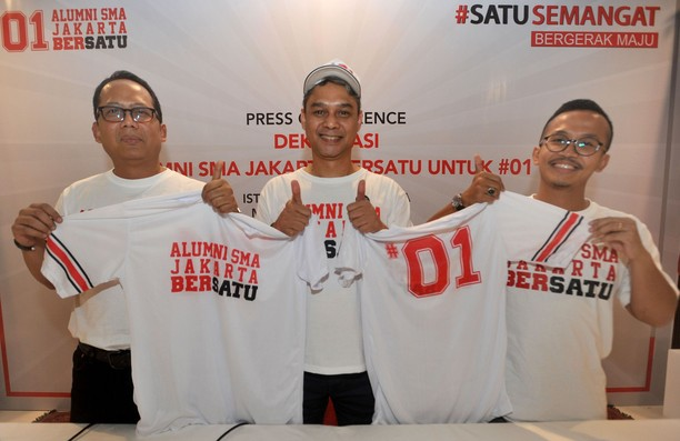 Deklarasi Alumni SMA Jakarta Bersatu