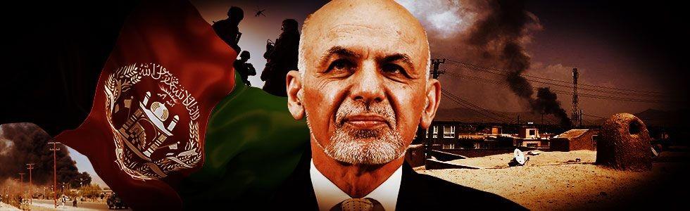 Meniti Perdamaian Afghanistan