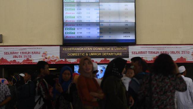 Bandara Juanda Sudah Dibuka, Penerbangan Kembali Normal