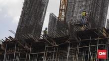 Pekerja Konstruksi Bersertifikat Baru 616 Ribu