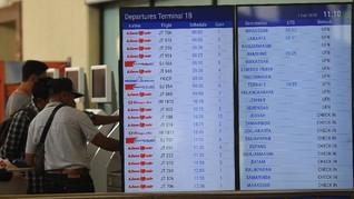 Lebaran, Penumpang Bandara Juanda Diperkirakan Anjlok