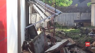 VIDEO: Banjir Bandang Rusak Kantor Dinas di Majalengka