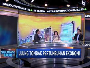 Konsumsi Jadi Ujung Tombak Ekonomi Indonesia