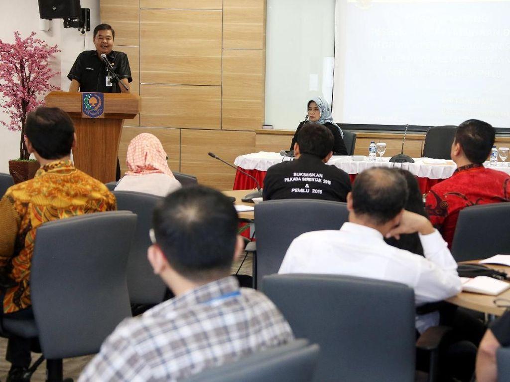 Acara tersebut dihadiri oleh sejumlah pejabat pemerintah dari setiap kementerian/lembaga, dan lingkup Kemendagri. Istimewa/BPSDM.