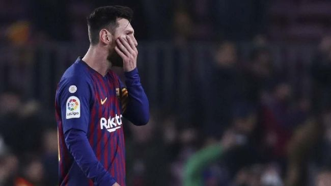 Messi Pemain Terbaik dalam Sejarah Liga Spanyol