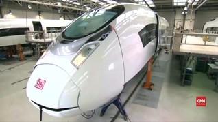 VIDEO: Uni Eropa Tolak Merger Siemens-Alstom Bangun Kereta