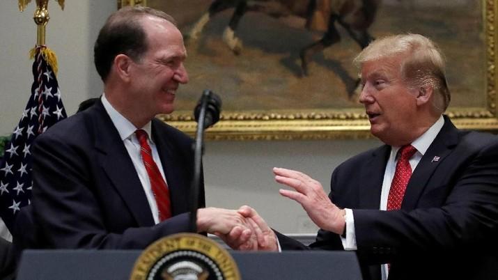 Sah! Wakil Menkeu AS jadi Presiden ke-13 Grup Bank Dunia