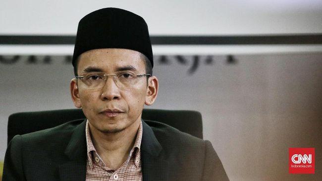 TGB soal Tuduhan Kecurangan Pemilu: Silakan ke KPU hingga MK