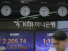 AS-Meksiko Berunding & Bunga ECB Batal Naik, Bursa Asia Hijau