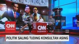 Politik Saling Tuding Konsultan Asing (1/3)