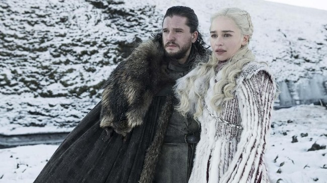 'Game of Thrones' Pecahkan Rekor Masuk 32 Nominasi Emmy