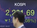 Angin Segar dari AS, Bursa Saham Asia Ditutup Menghijau