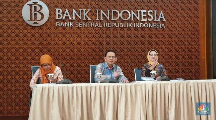 Neraca Pembayaran Indonesia Defisit US$ 7,1 Miliar di 2018