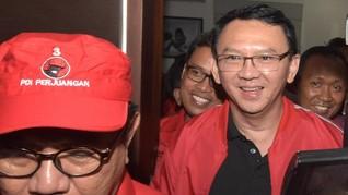 Istana: Ahok Harus Mundur dari PDIP Jika Jadi Bos BUMN