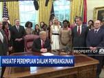 Trump Teken Inisiatif Kemakmuran Perempuan