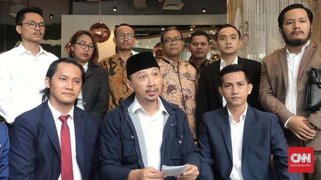 Dituduh Saracen, Abu Janda Tuntut Mark Zuckerberg Rp1 Triliun