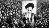 Revolusi Islam di Iran tidak hanya berdampak di dalam negeri, tetapi juga mengubah peta politik di Timur Tengah. (Photo by - / AFP)