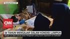 Mbah Un, 34 Tahun Mengajar Sambil Terbaring Karena Lumpuh