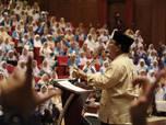 Janji Prabowo untuk PNS: Gaji & THR Lebih Besar