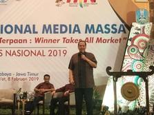 Sejarah Hari Pers Nasional, Dari Padang Hingga Surabaya