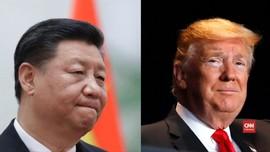 VIDEO: Trump Belum Mau Temui Xi Jinping Bahas Perang Dagang