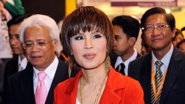 Putri Thailand Sedih Mantan Partai Pengusungnya Dibubarkan
