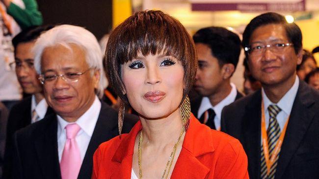 KPU Thailand Ingin Bubarkan Partai Pengusung Kakak Raja
