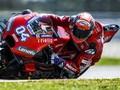 Kalahkan Marquez, Dovizioso Juara MotoGP Qatar 2019