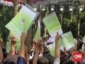Jokowi 'Tebar' 1.500 Sertifikat di Empat Kabupaten di Jateng