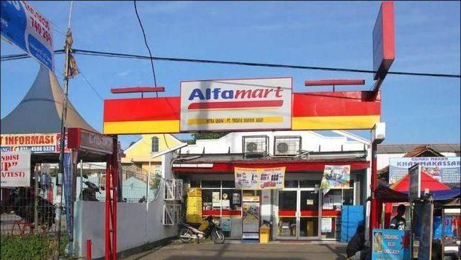 AMRT Alfamart Bagi Dividen Interim Rp 6/saham, Simak Jadwalnya