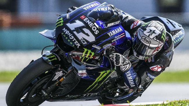Hasil FP2 MotoGP Prancis: Vinales Tercepat, Marquez Kedua
