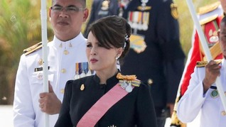 Batal Bertarung dalam Pemilu, Kakak Raja Thailand Minta Maaf