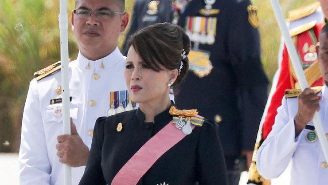 KPU Thailand Diskualifikasi Putri Ubolratana dari Kandidat PM